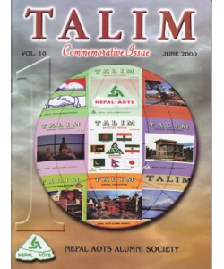 TALIM - Annual Publication