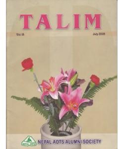 TALIM - Annual Publication